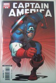Captain America #25 McGuiness Variant 1st Print Death Of Cap Marvel comic book